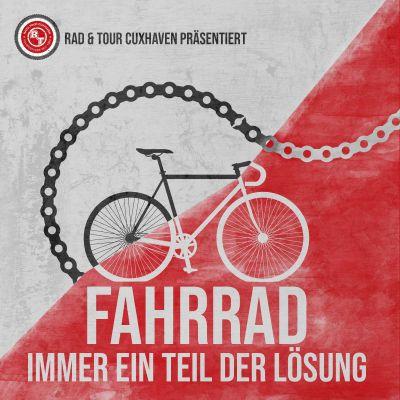 Fahrrad, immer ein Teil der Lösung