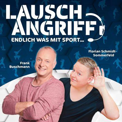 LAUSCHANGRIFF - Endlich was mit Sport!