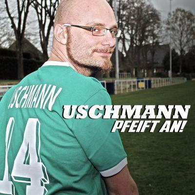 Uschmann pfeift an