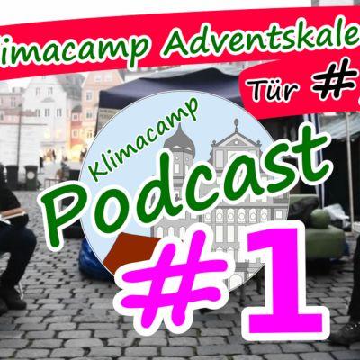 Klimacamp Augsburg Podcast