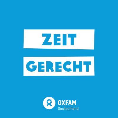 zeitgerecht – der Oxfam-Podcast