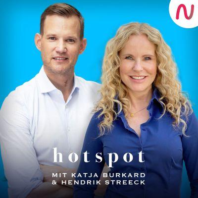 Hotspot - Der Pandemie-Talk mit Katja Burkard und Hendrik Streeck