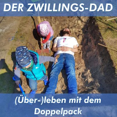 Der Zwillings-Dad