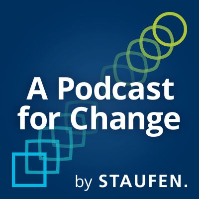 A Podcast for Change by STAUFEN.