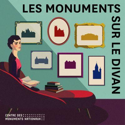 Les monuments sur le divan