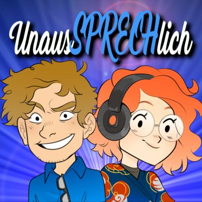 Der unaussprechliche Podcast: DPdWNKNGHWWKH - mit Louis und Lara