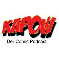 Kapow - Der Comic Podcast (mp3 Audio)