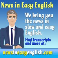News in Easy English / The Podcast