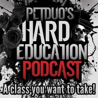 PETDuo's Hard Education - The Podcast - The Harder side of e-music : Hard Techno, Techno,  Stompin', Jackin' and Wonky