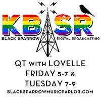 QT with LOVELLE on KBSR
