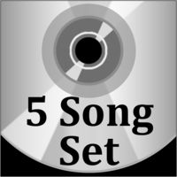 5 Song Set