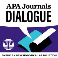 APA Journals Dialogue