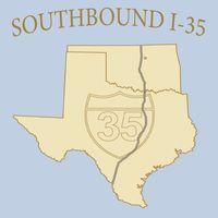 Southbound I-35