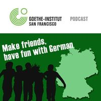 Goethe-Institut USA | K-12 | Make friends, have fun with German-Podcast