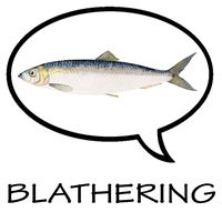 Blathering