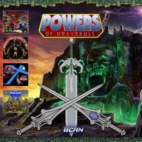 Powers of Grayskull