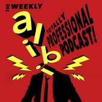 Weekly Alibi's Totally Professional Podcast