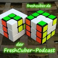 FreshCuber-Podcast - Zauberwürfel und Speedcubing