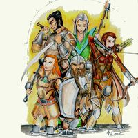 Bonus Action | A Dungeons and Dragons and Roleplaying Series