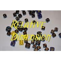 Relative Dimension
