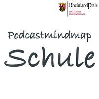Podcastmindmap Schule