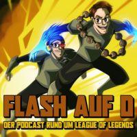 Flash auf D