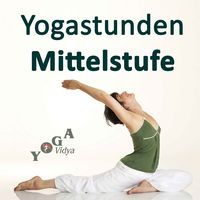Yogastunden Mittelstufe - Übungsanleitungen Yoga Classes