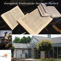 Predigt in der Evangelisch Freikirchlichen Gemeinde Herford