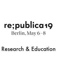 re:publica 19 - Research & Education