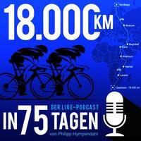18000 km in 75 Tagen