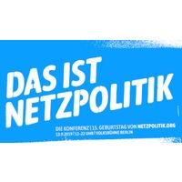 Chaos Computer Club - Das ist Netzpolitik! #15np (mp3)