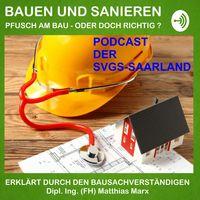 Bauen und Sanieren - Pfusch am Bau - oder doch richtig ?