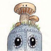 Roboter & Pilze