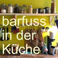 Barfuss in der Küche