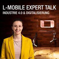 Industrie 4.0 – der Expertentalk für den Mittelstand