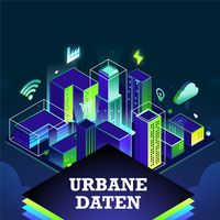 Urbane Daten in vernetzen Städten und Regionen