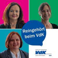 Reingehört beim Sozialverband VdK Baden-Württemberg