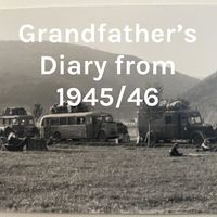 Grandfather's Diary from 1945/46