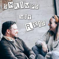 Shrimps mit Reis