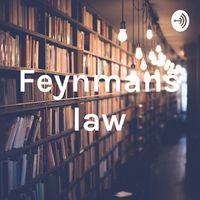 Feynmans law