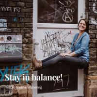 Stay in balance!