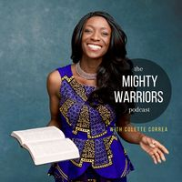 the MIGHTY WARRIORS podcast