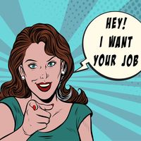 Hey! I Want Your Job!