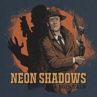 Neon Shadows: A Noir Tale