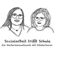 #Sozialarbeit trifft #Schule - ein Gedankenaustausch mit #Schülern