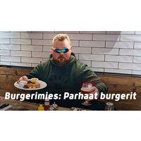 Burgerimies: Parhaat burgerit - podcast