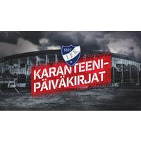 HIFK: Karanteenipäiväkirjat
