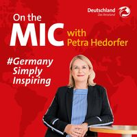 On the MIC with Petra Hedorfer