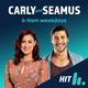 Carly & Seamus - hit Far North Queensland